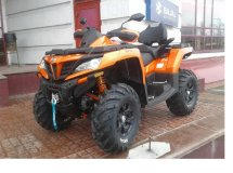 квадроцикл CFMOTO X 10 EPS купить по низкой цене в Москве