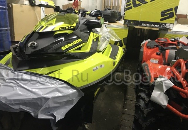 водный мотоцикл SEA-DOO  BRP rxp 300rs 2018 года