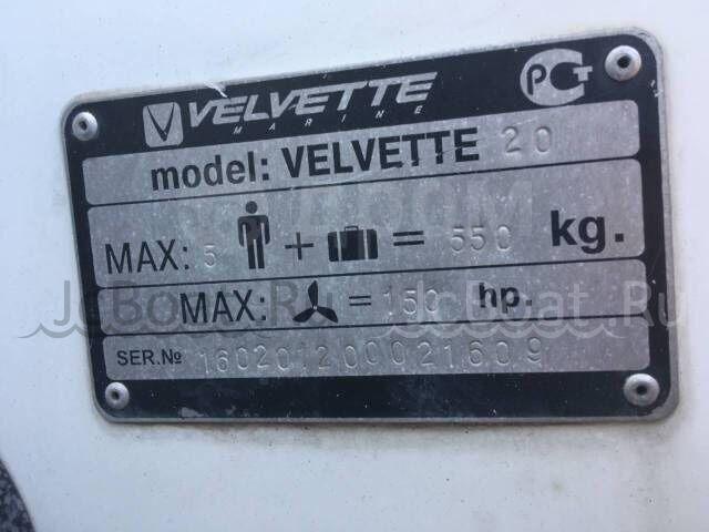катер YAMAHA Velvette V20 2012 года