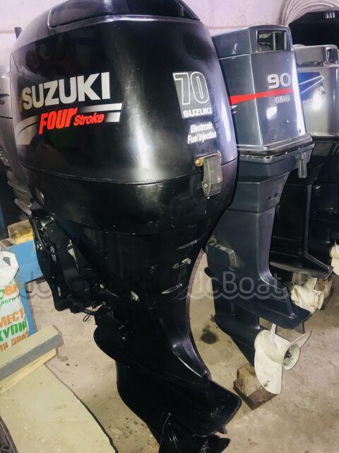 мотор подвесной SUZUKI  SUZUKI DF 70 2004 года