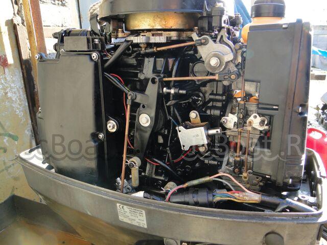 мотор подвесной TOHATSU 50 л.с.( гидроподъемник) 2002 года