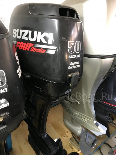 мотор подвесной SUZUKI SUZUKI DF 50 2007 года