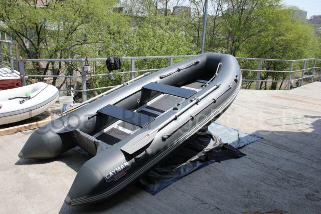 лодка ПВХ КАЙМАН N380E 2019 года