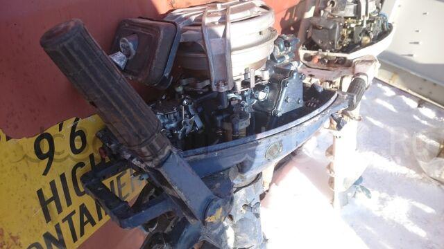 мотор подвесной YAMAHA Yamaha 9.9 и Yamaha 8 1990 года