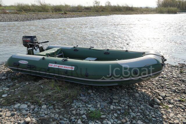 лодка RIB Jet 4500 Master 2019 года