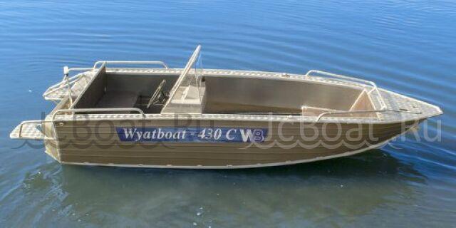 катер WYATBOAT 430 C AL 2018 года