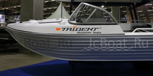 катер TRIDENT 450 PRO 2018 года