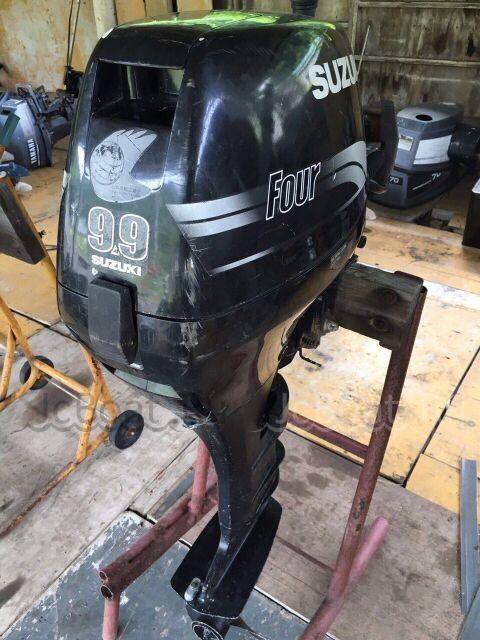 мотор подвесной 2005 года