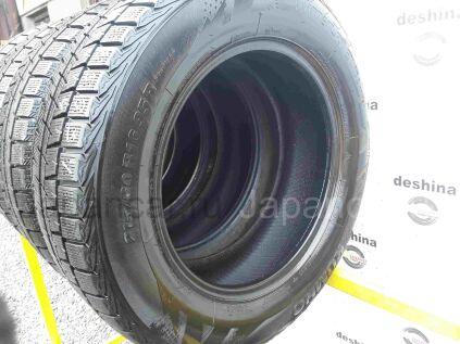 Всесезонные шины Kumho Winter craft 215/60 16 дюймов б/у в Лесозаводске