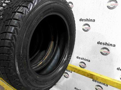 Всесезонные шины Yokohama Ice guard ig30 155/65 13 дюймов б/у в Лесозаводске
