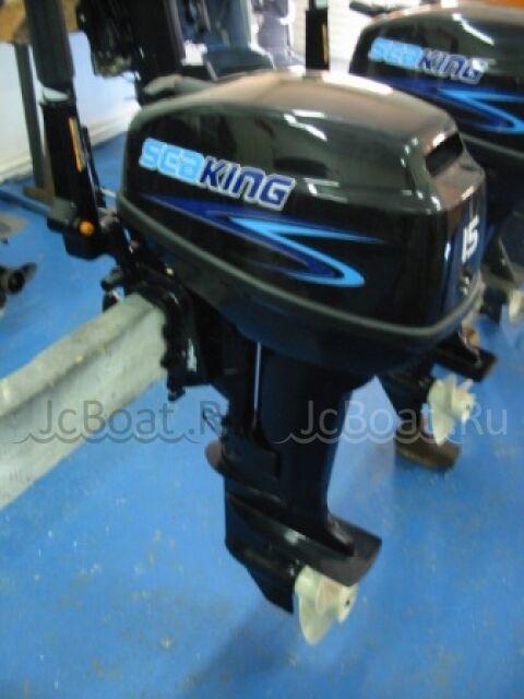 мотор подвесной SEAKING (SK003) 15 НОВЫЙ 2010 года