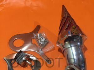 Фильтр воздушный на HONDA shadow aero vt750/75