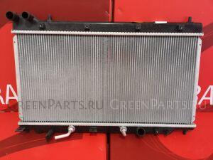 Радиатор двигателя на Honda Fit GD1 L13A