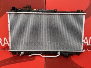 Радиатор двигателя на Kia Sephia 1.8 L4