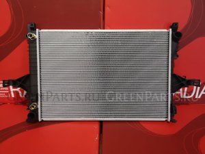 Радиатор двигателя на Volvo S60 I RS D5244T5