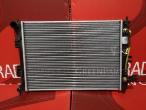 Радиатор двигателя на Hyundai Elantra UD G4FG