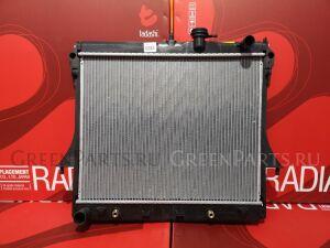 Радиатор двигателя на Hummer H3 LLR