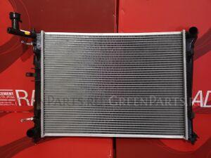 Радиатор двигателя на Hyundai I30 GD