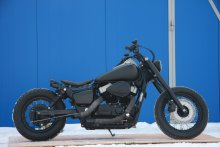 Чоппер HONDA VT750 SHADOW PHANTOM 2011