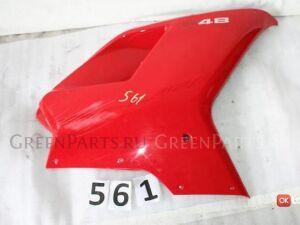 Щиток мотоциклетный на DUCATI 848