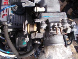Дроссельная заслонка на Toyota Carina ST190 4S-FE