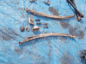 Отбойник рессоры на Nissan Vanette UCJNC22 LD20