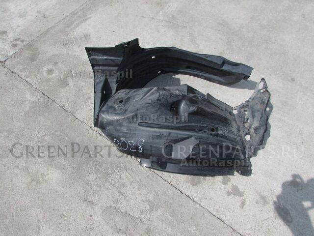 Подкрылок на Honda Fit GP1 LDA 2mod