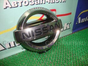 Эмблема на Nissan Patrol Y62 VK56VD 00000013234