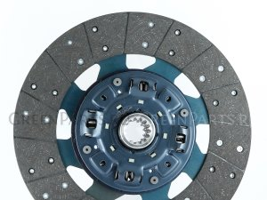 Диск сцепления на Mitsubishi Fuso Canter FE85D, FE70DB, FE71DBD, FE82D, FE83D, FG72D, FE83D 170137