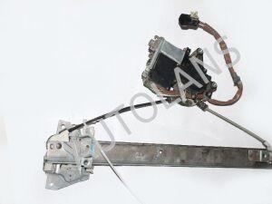 Стеклоподъемный механизм на Mitsubishi Pajero