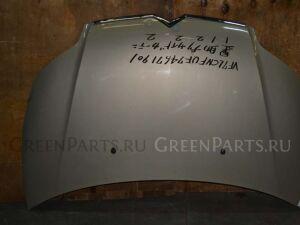 Капот на Citroen C4