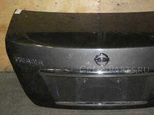 Крышка багажника на Nissan Teana J32