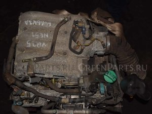 Двигатель на Nissan Elgrand NE51 VQ35-DE
