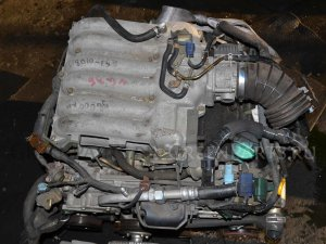 Двигатель на Nissan Elgrand E51/NE51 VQ35-DE 98000KM