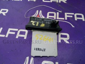 Реостат печки\AC52641\Nissan\Note\E12\27150EY00A на Nissan Note E12