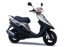 мотоцикл YAMAHA SUPER JOG ZR SA13J