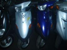 мотоцикл YAMAHA BASIC JOG    SA24J