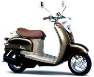 мотоцикл YAMAHA VINO 2 такт   5AU