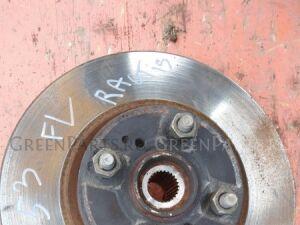 Тормозной диск на Toyota Ractis SCP100 2SZ-FE 1553