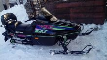ARCTIC CAT EXT 2000