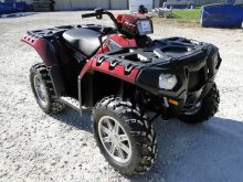 Квадроцикл POLARIS Sportsman 850 EPS850 2011