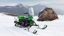 снегоход IRBIS разборный снегоход IRBIS DINGO