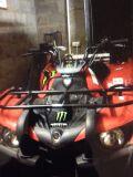 квадроцикл YAMAHA GRIZZLY 300