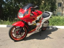 мотоцикл HONDA CBR 600F