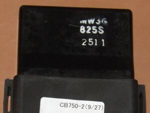 Коммутатор на HONDA CB750