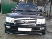 TOYOTA LAND CRUISER 100 2006 года