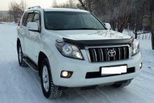 TOYOTA LAND CRUISER PRADO 2010 года (2010.05)