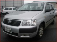 TOYOTA SUCCEED 2007 года