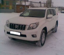 TOYOTA LAND CRUISER PRADO 2012 года