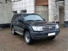 Toyota Land Cruiser 105 2006